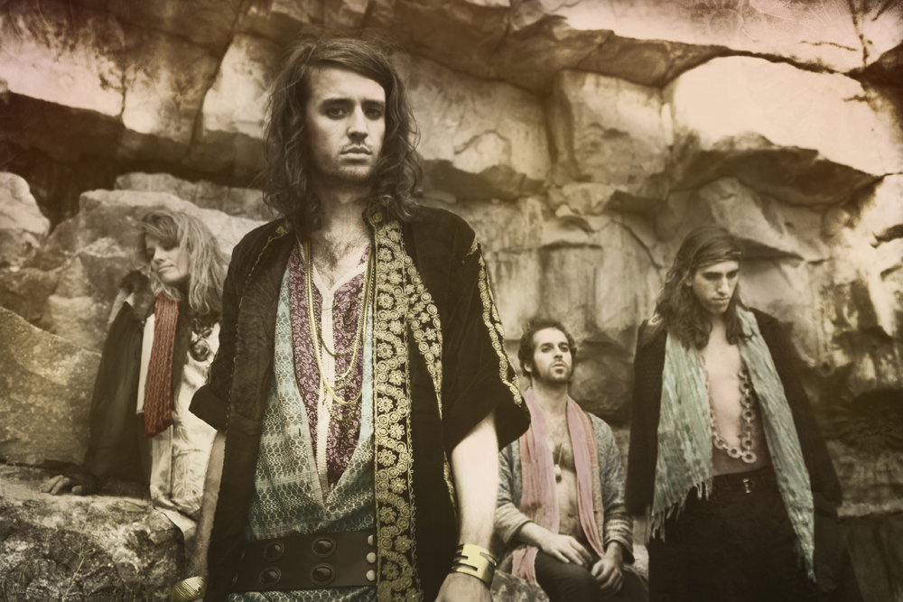 Crystal Fighters- Star of Love album release