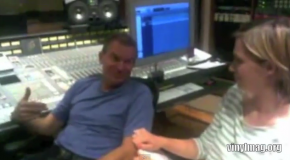 Exclusive- in the studio with George Boedecker