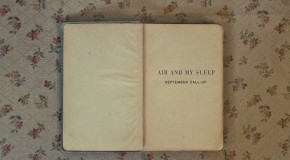 REVIEW: September Call-Up's Air And My Sleep