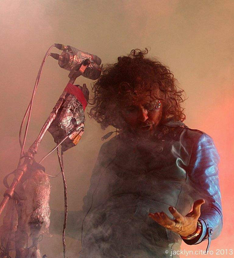 Wayne Coyne, The Flaming Lips