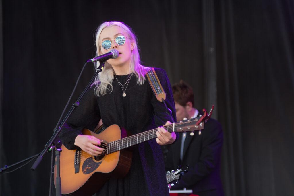 Phoebe Bridgers. Photo courtesy of Matthew Lamb